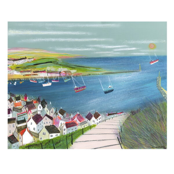 thumbnail_25 Giclee MEMORIES OF WHITBY